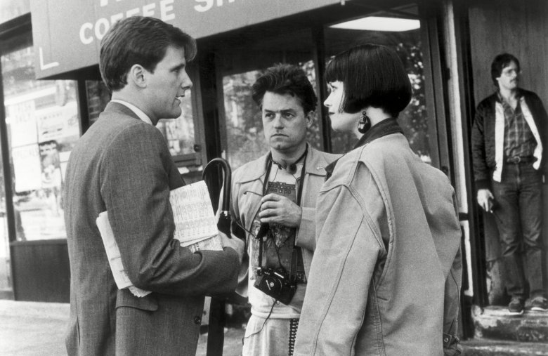 Jonathan Demme set photo