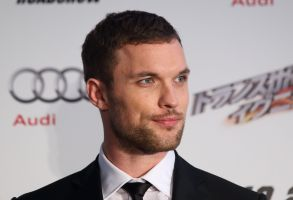 Ed Skrein' The Transporter Refueled' Film Photocall, Tokyo, Japan - 28 Sep 2015