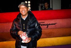 Russell Simmons'Ferragamo presents Gancio Studios' Event, New York, America - 08 Dec 2015