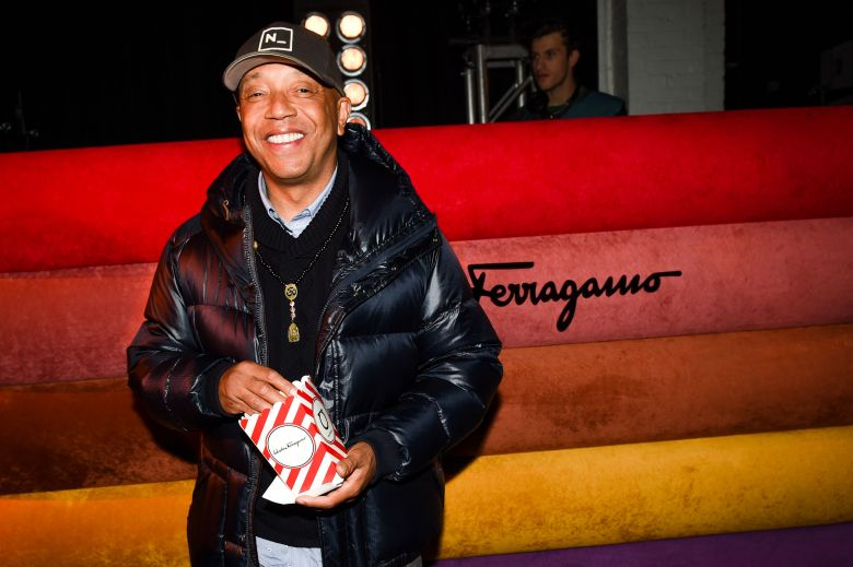 Russell Simmons'Ferragamo presents Gancio Studios' Event, New York, America - 08 Dec 2015
