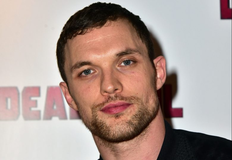 Ed Skrein deadpool hellboy