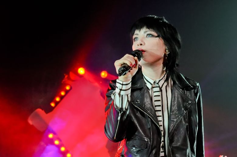 Carly Rae JepsenCarly Rae Jepsen in concert at ACL Live, Austin, Texas, America - 20 Feb 2016