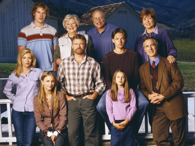 No Merchandising. Editorial Use Only. No Book Cover Usage.Mandatory Credit: Photo by Warner Bros./Kobal/REX/Shutterstock (5877962i)Everwood (2002-)Everwood - 2002Warner Bros.USATelevision