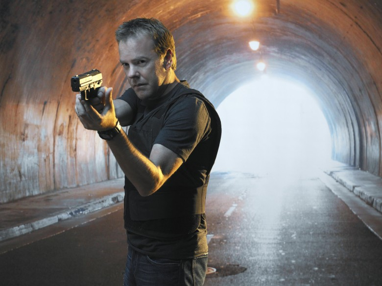 No Merchandising. Editorial Use Only. No Book Cover Usage.Mandatory Credit: Photo by Fox-TV/Kobal/REX/Shutterstock (5885413ab)Kiefer Sutherland24 Twenty Four - 2002Fox-TVUSATelevision24 Heures Chrono