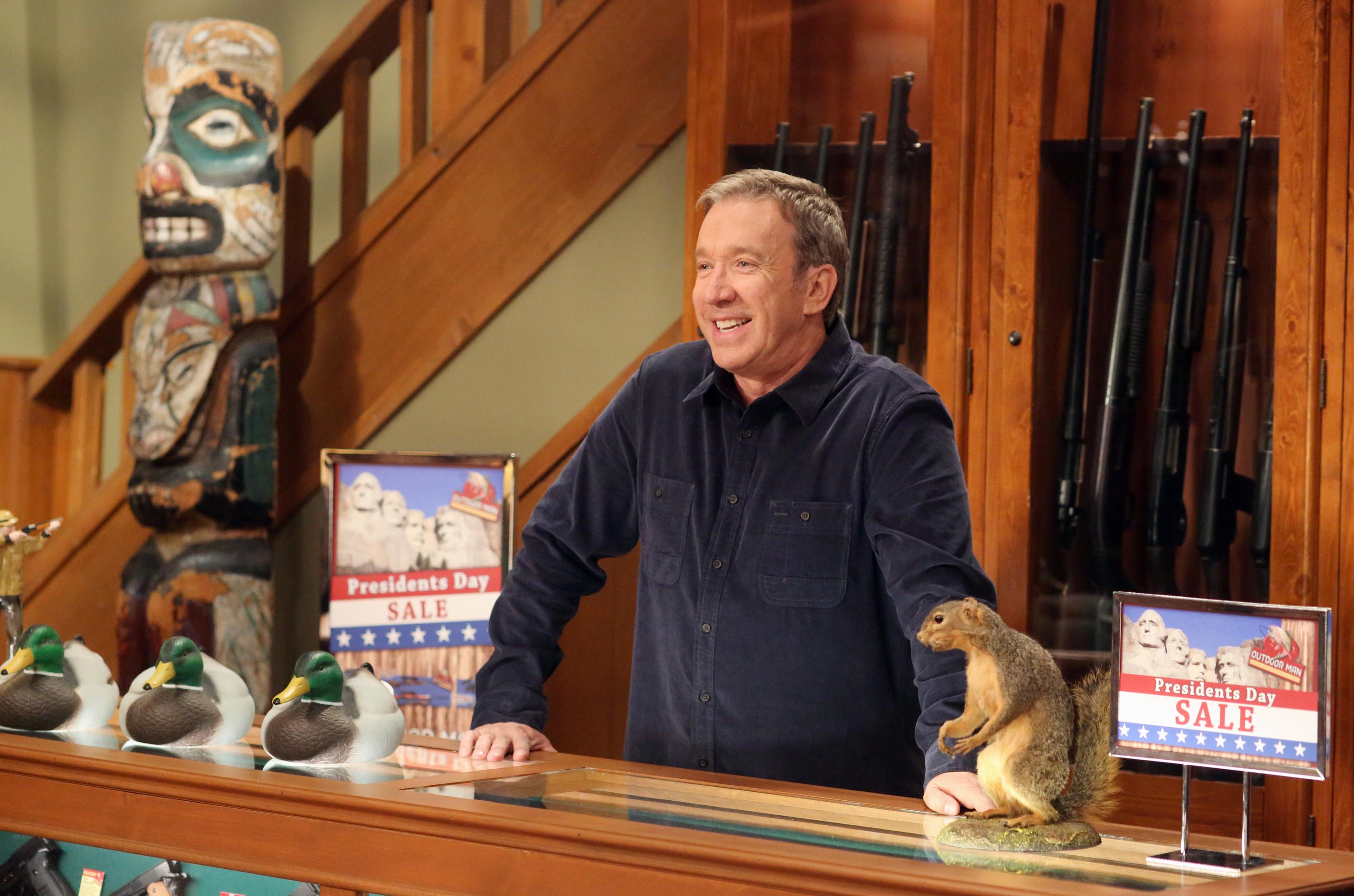 ABC Denies Last Man Standing Was Cancelled for Political Reasons