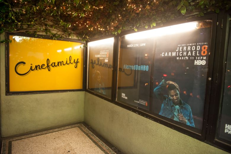 AtmospherePaper Magazine and HBO Present Jerrod Carmichael 8, Cinefamily, Los Angeles, USA - 08 Mar 2017