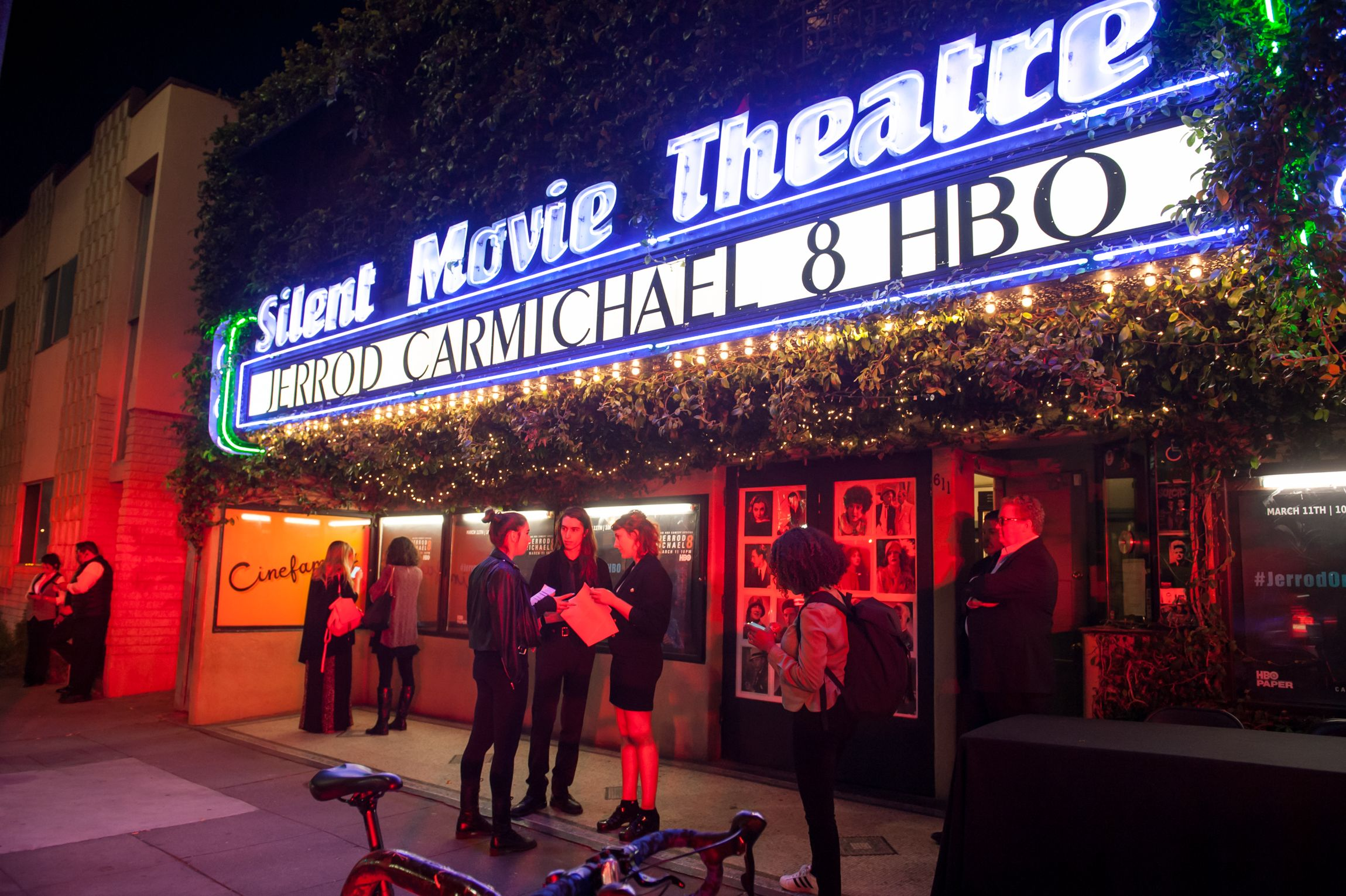 Cinefamily scandal