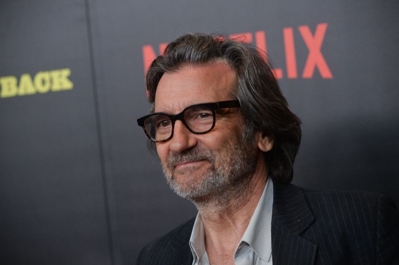 Griffin Dunne 'Five Came Back' film screening, Arrivals, New York, USA - 27 Mar 2017