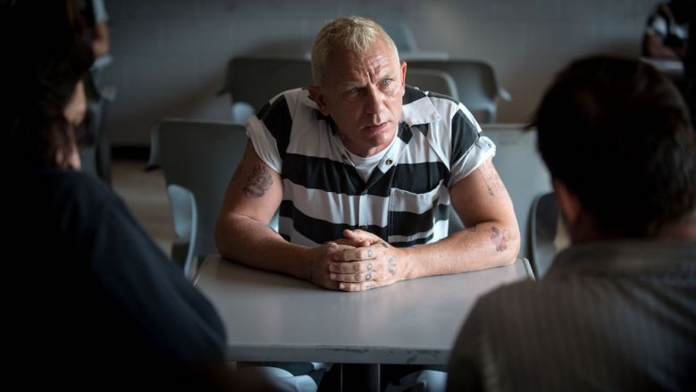 "No Merchandising. Editorial Use Only. No Book Cover UsageMandatory Credit: Photo by C Barius/Trans Radial/Kobal/REX/Shutterstock (8982455j)Daniel Craig""Logan Lucky"" Film - 2017"