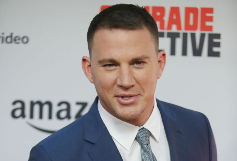 Channing Tatum'Comrade Detective' TV show premiere, Arrivals, Los Angeles, USA - 03 Aug 2017