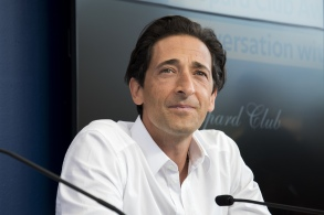 Adrien BrodyConversation with Adrien Brody, 70th Locarno Film Festival, Switzerland - 05 Aug 2017