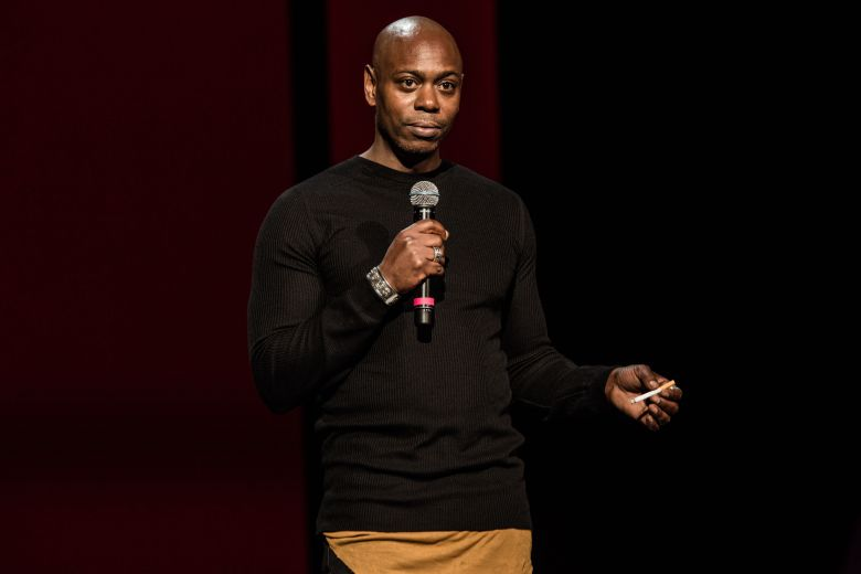 Dave ChappelleDave Chappelle in concert, Radio City Music Hall, New York, USA - 05 Aug 2017Comedian Dave Chappelle celebrates 30 years in comedy with a month long residency at Radio City Music Hall, Aug 1-24, in New York City