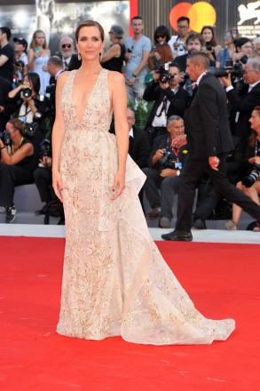 Kristen Wiig 'Downsizing' premiere and Opening Ceremony, 74th Venice International Film Festival, Italy - 30 Aug 2017