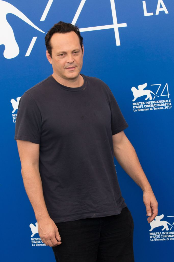 Vince Vaughn'Brawl In Cell Block 99' photocall, 74th Venice Film Festival, Italy - 02 Sep 2017