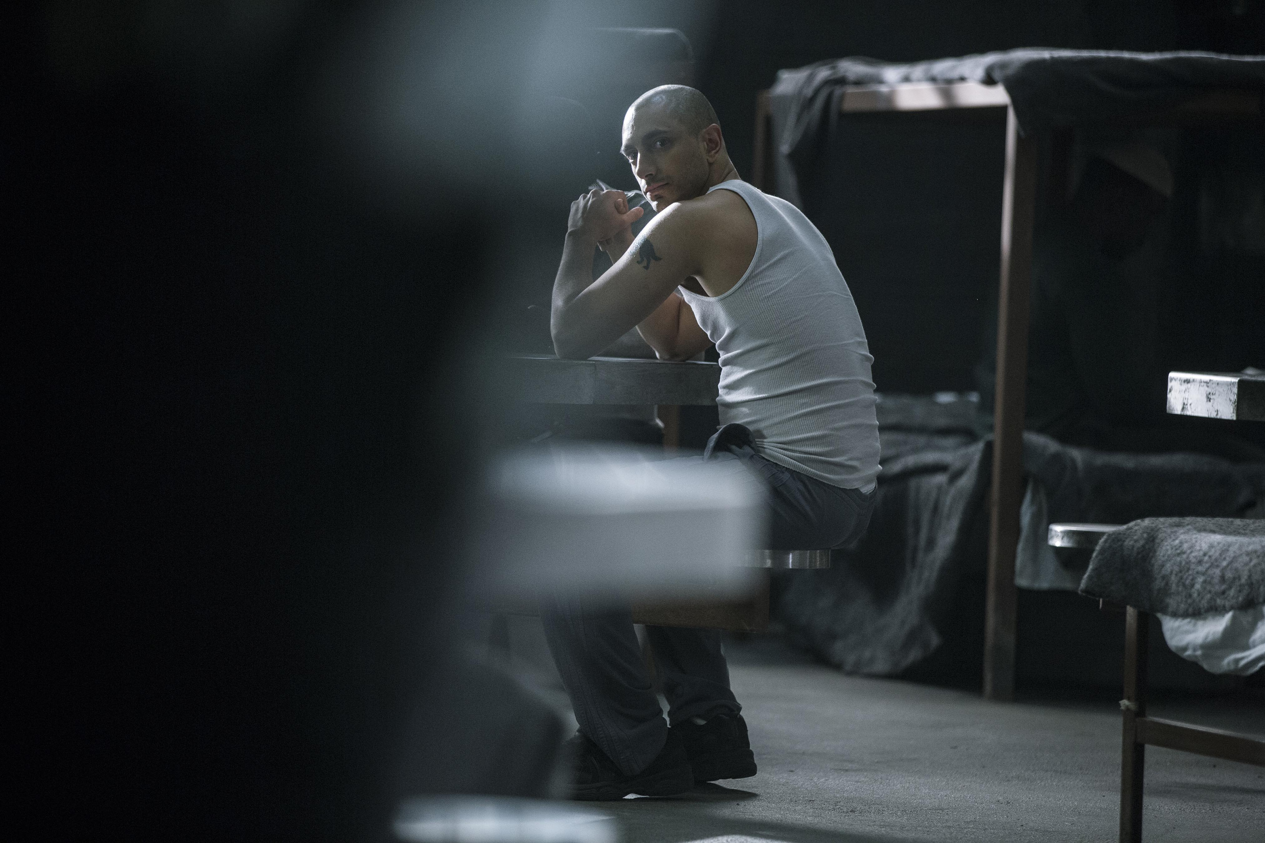 "Riz Ahmed in ""The Night Of"""