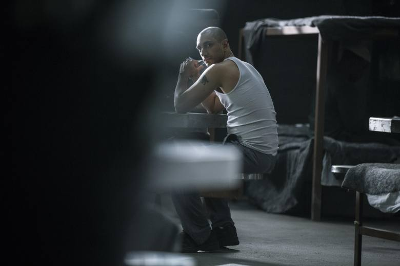 """Riz Ahmed in """"The Night Of"""""""