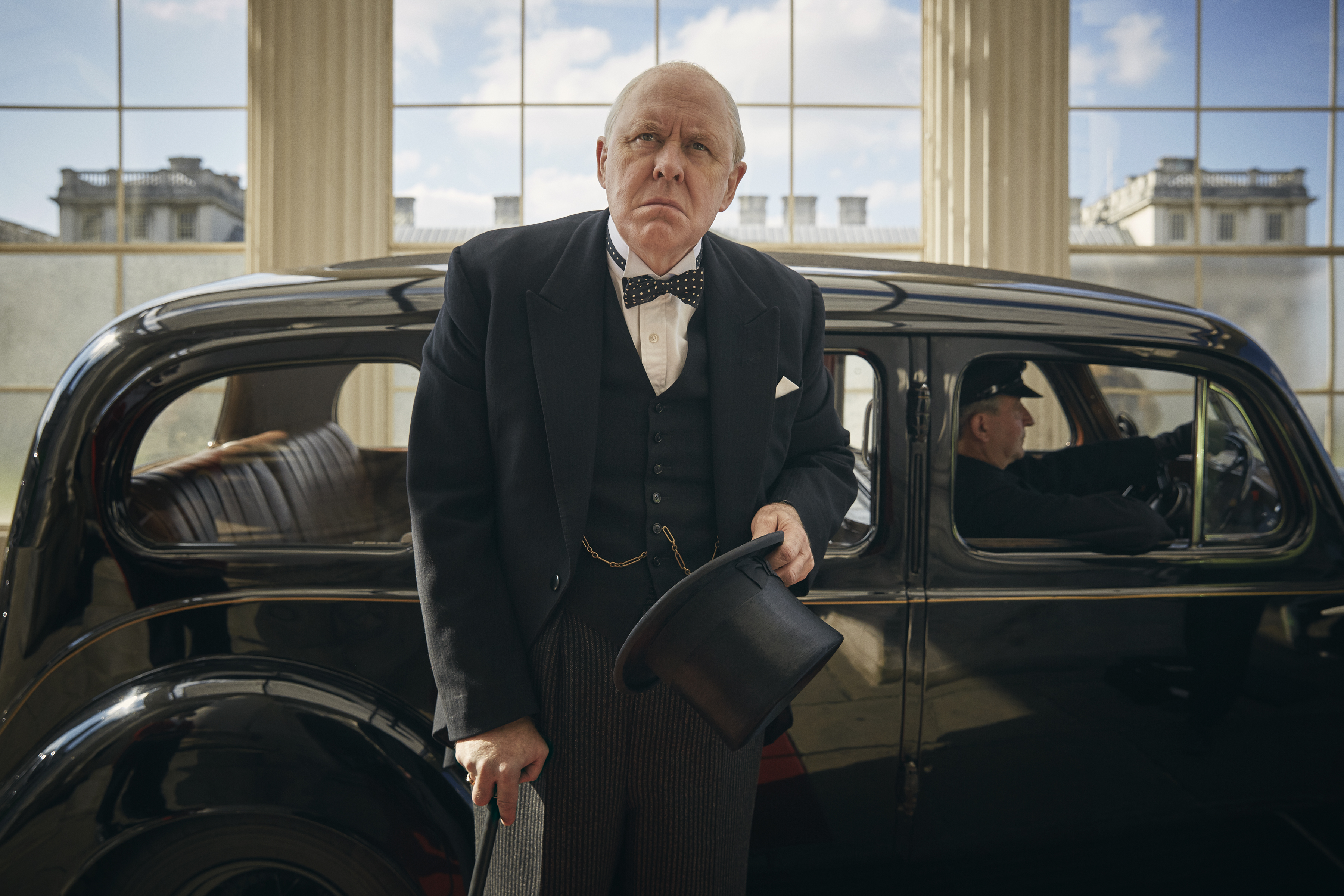 John Lithgow: Winston Churchill in The Crown | IndieWire