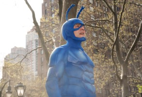 The Tick Peter Serafinowicz Season 1 Amazon
