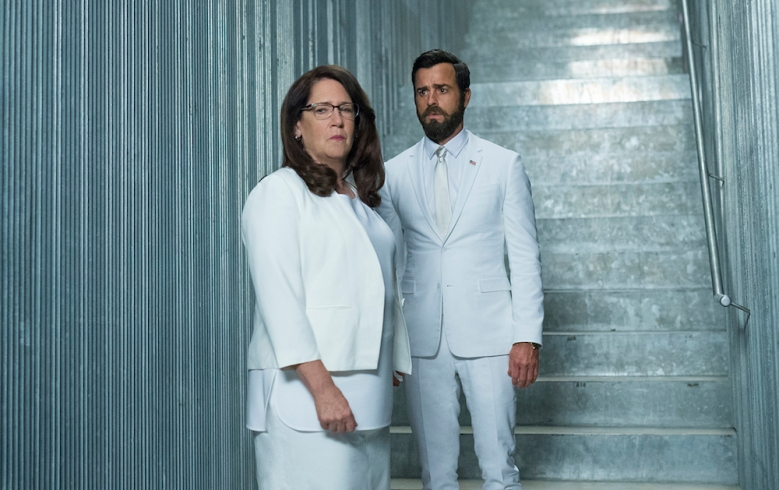 The Leftovers Ann Dowd Justin Theroux Season 3