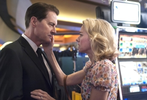 "Kyle MacLachlan and Naomi Watts, ""Twin Peaks"""