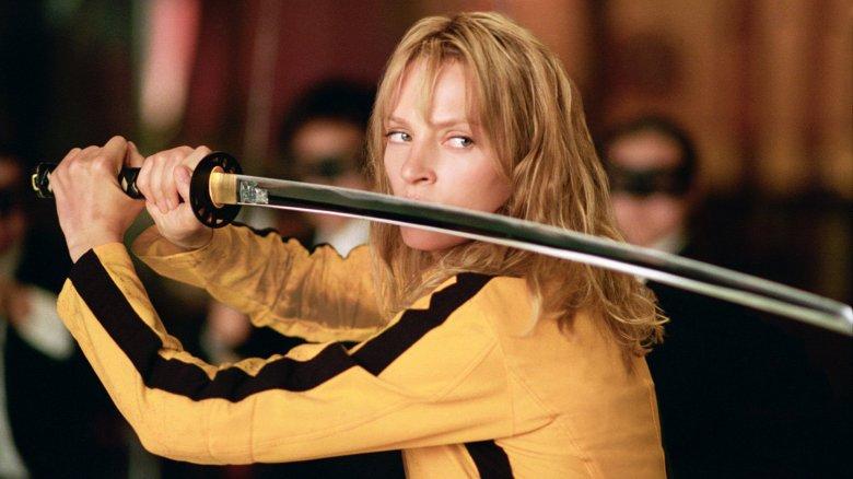 """Uma Thurman in """"Kill Bill"""""""