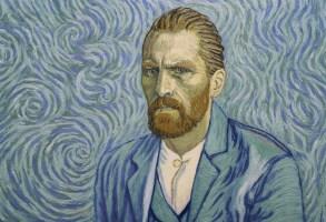 Actor Robert Glyacz is Vincent van Gogh, Loving Vincent