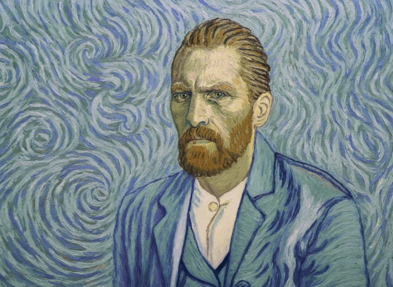 Actor Robert Glyacz is Vincent van Gogh, Loving Vincent