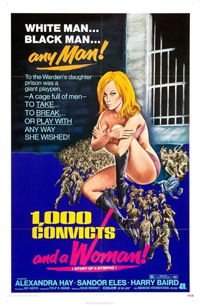 """""""1,000 Convicts and a Woman"""" (1971)"""