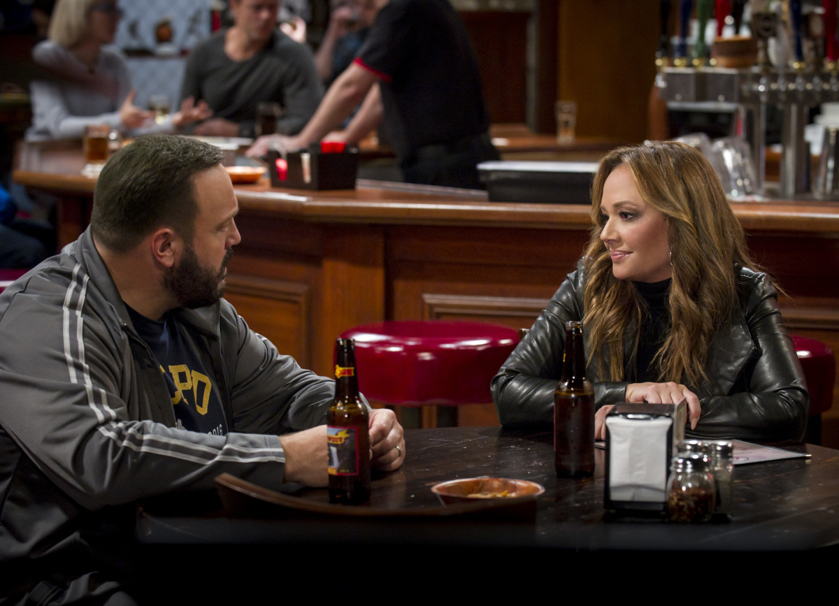 Kevin Can Wait Season 2 Kevin James Leah Remini