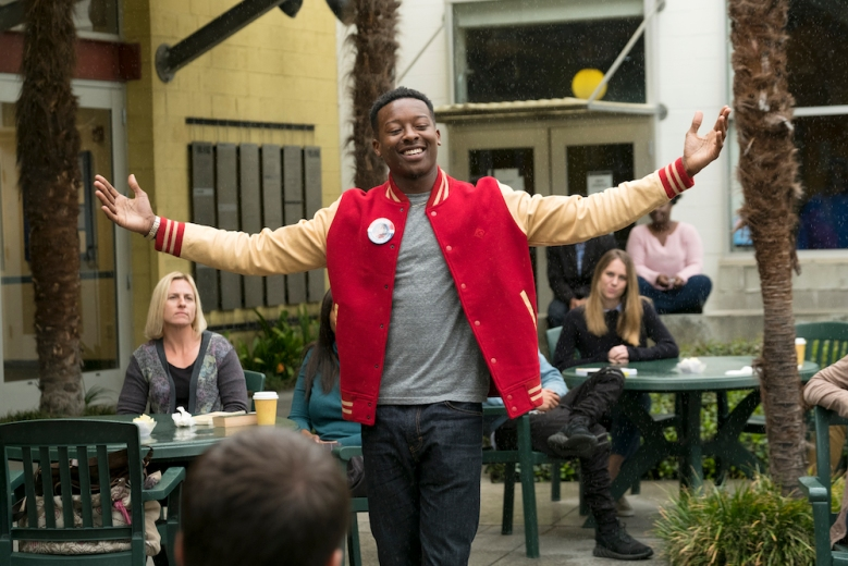 The Mayor Season 1 Pilot BRANDON MICHEAL HALL