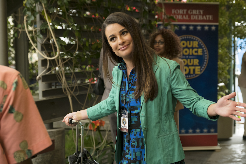 The Mayor Season 1 ABC LEA MICHELE