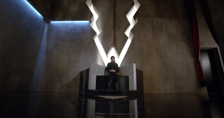 MARVEL'S INHUMANS - Create your destiny. Meet Marvel's Inhumans early in IMAX theatres September 1, and experience the full series starting September 29 on ABC. (ABC/Marvel)IWAN RHEON