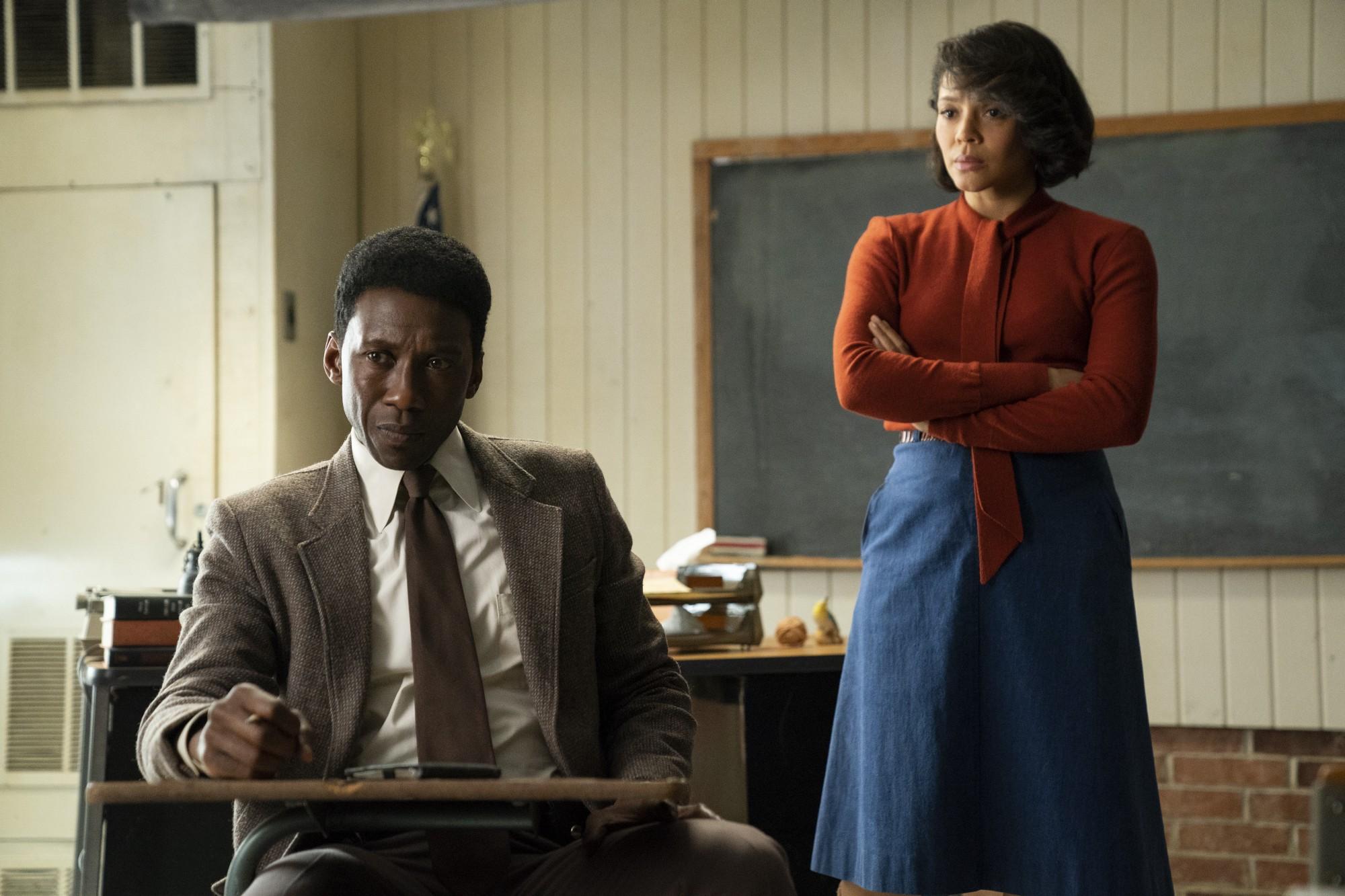 True Detective Season 3 Mahershala Ali Carmen Ejogo