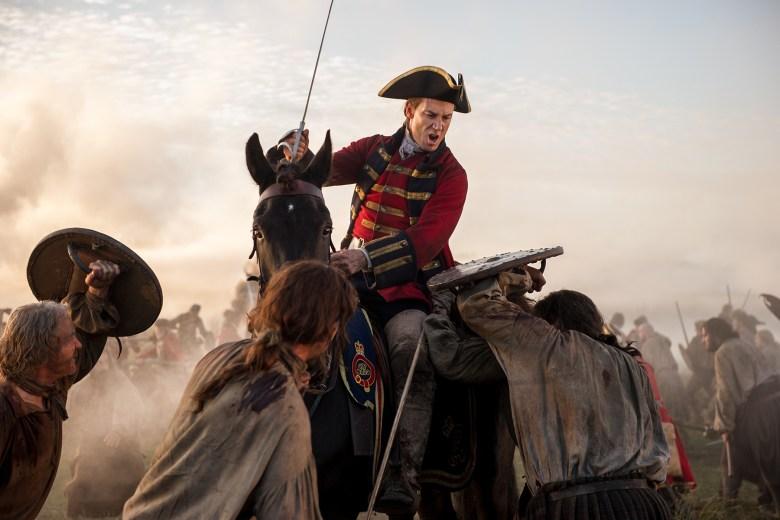 "Tobias Menzies, ""Outlander"""