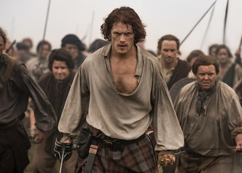 """Sam Heughan, """"Outlander"""""""