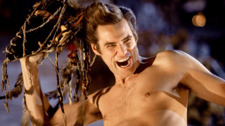 Jim Carrey in Ace Ventura: When Nature Calls