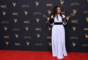 Ava DuVernayCreative Arts Emmy Awards, Press Room, Los Angeles, USA - 09 Sep 2017