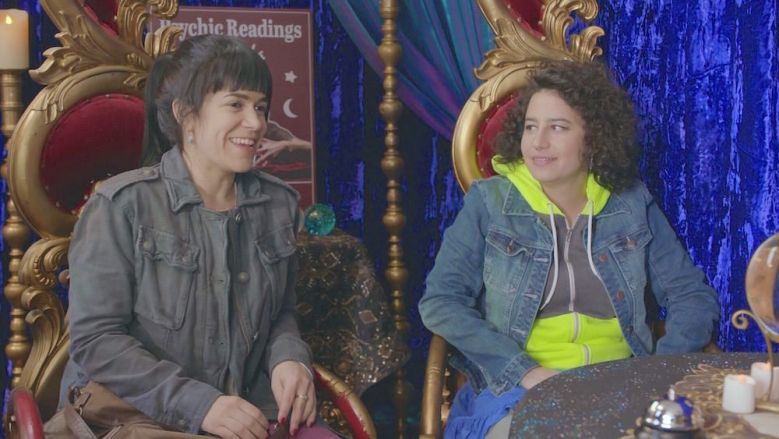 Broad City Season 4 Abbi Jacobson Ilana Glazer