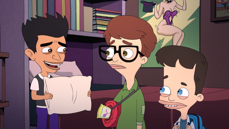 Big Mouth Netflix Season 1 Jason Mantzoukas John Mulaney Nick Kroll