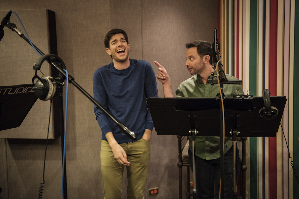 Big Mouth Season 1 Netflix John Mulaney Nick Kroll