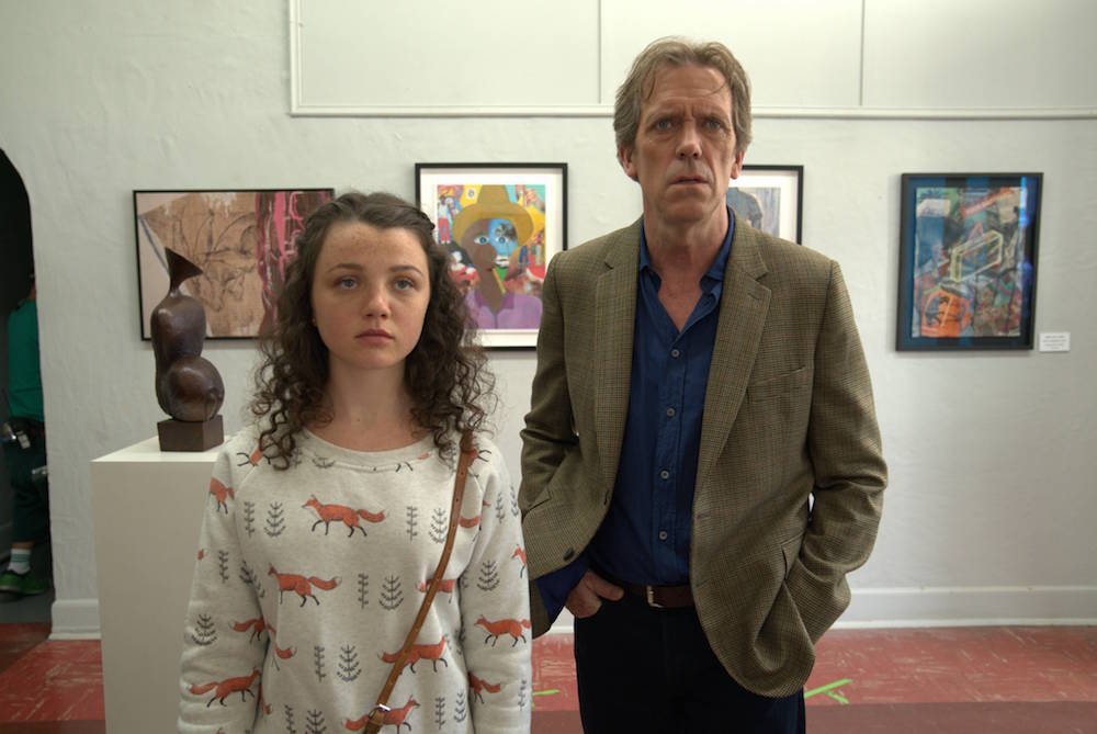 Chance Season 2 Episode 1 Stefania LaVie Owen Hugh Laurie