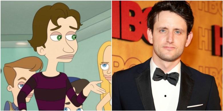 Big Mouth Season 1 Voice Cast: Nick Kroll, Jenny Slate, Jordan Peele