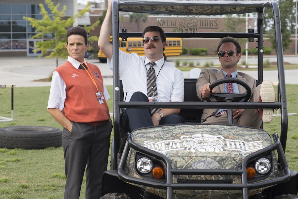 Vice Principals Season 2 Dale Dickey Danny McBride Walton Goggins