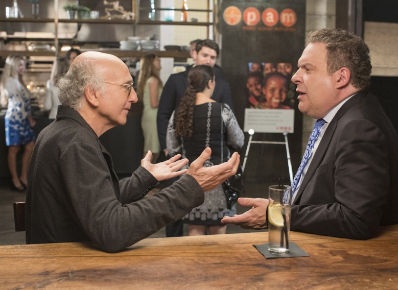 Curb Your Enthusiasm Season 9 Larry David Jeff Garlin