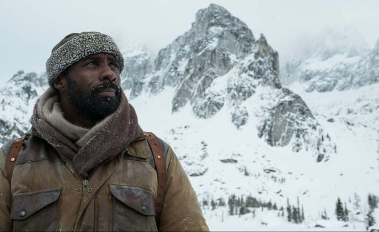 Idris Elba stars in Twentieth Century Fox's THE MOUNTAIN BETWEEN US.