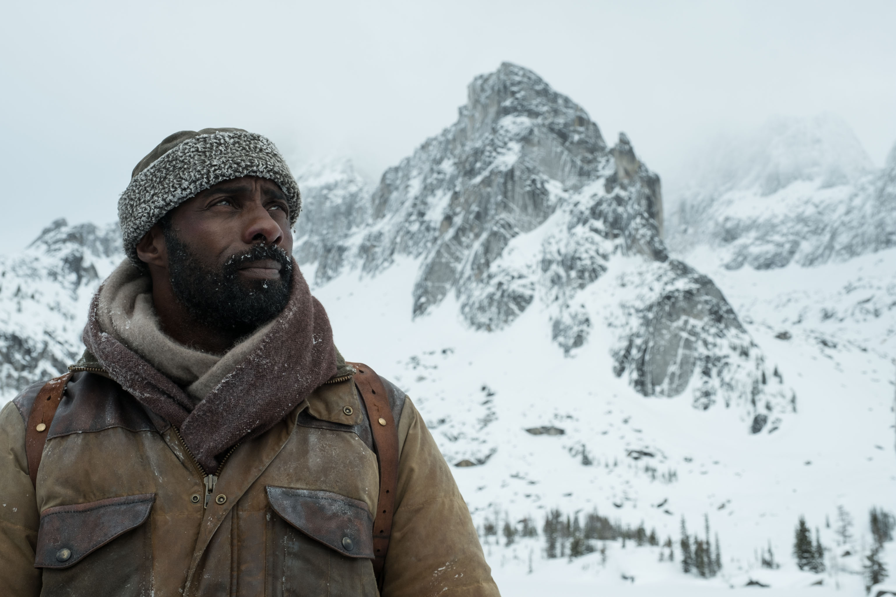 Idris Elba stars in Twentieth Century Fox's THE MOUNTAIN BETWEEN US.