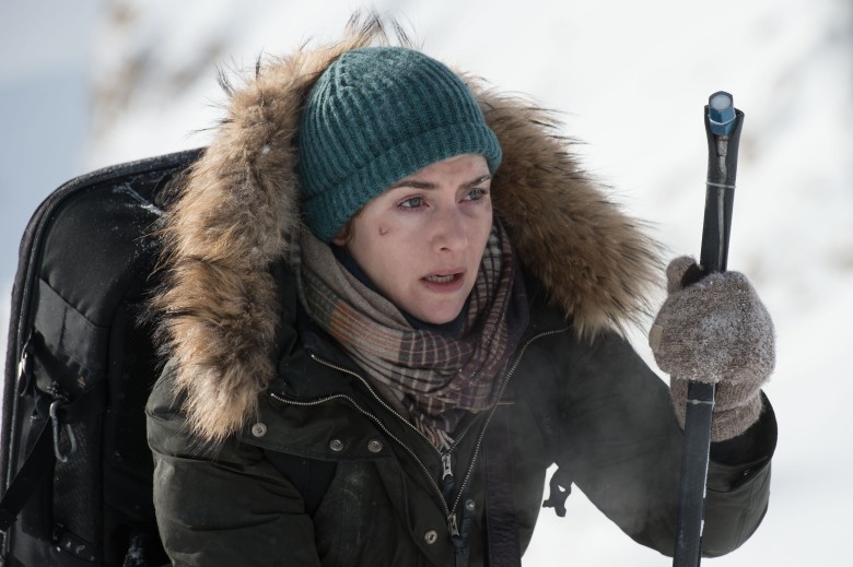 Kate Winslet stars in Twentieth Century Fox's THE MOUNTAIN BETWEEN US.