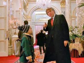 Donald Trump Home Alone 2
