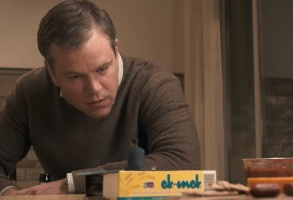Downsizing Matt Damon