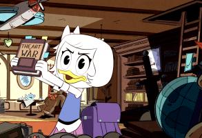 """Webby Vanderquack, """"DuckTales"""""""